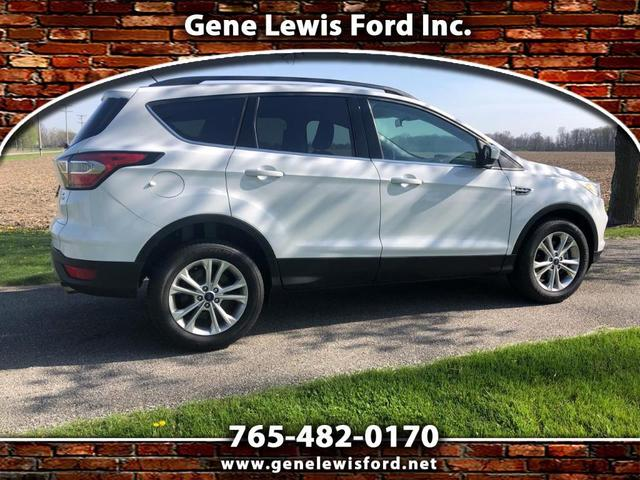 used 2018 Ford Escape car, priced at $22,404