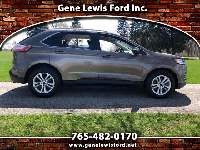 used 2019 Ford Edge car, priced at $32,904