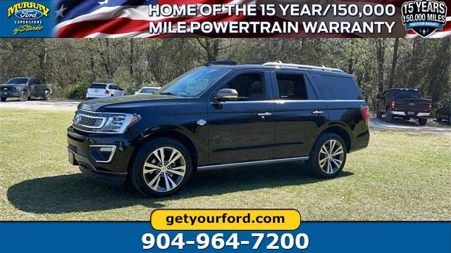 new 2021 Ford Expedition car, priced at $74,800