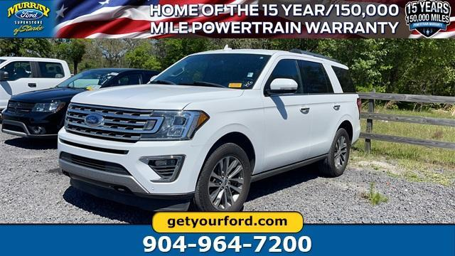 used 2018 Ford Expedition car, priced at $39,990
