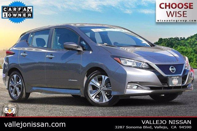 used 2019 Nissan Leaf car, priced at $20,790