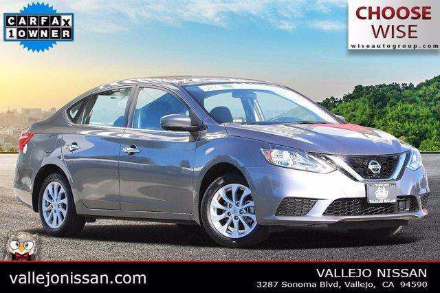 used 2018 Nissan Sentra car, priced at $18,990