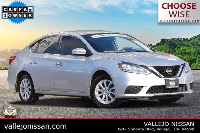 used 2019 Nissan Sentra car, priced at $17,290