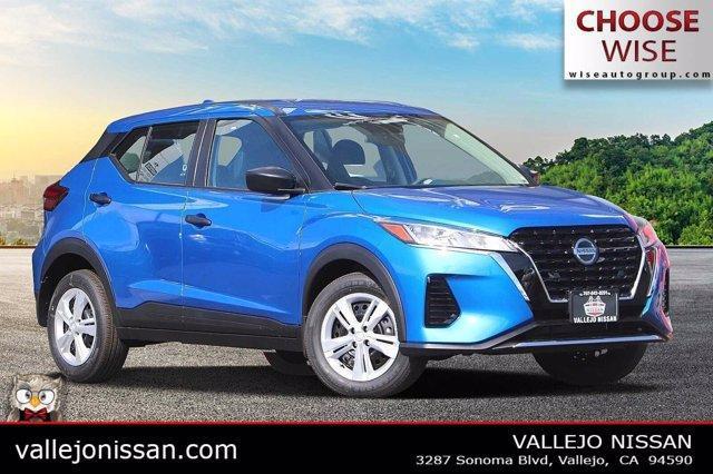 new 2021 Nissan Kicks car, priced at $20,900