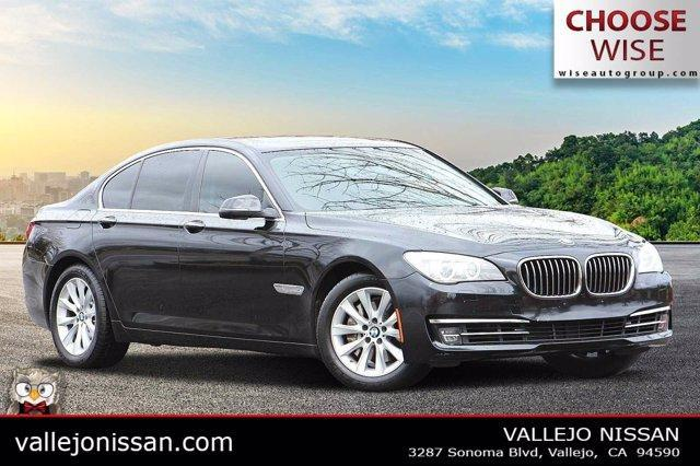 used 2013 BMW 740 car, priced at $20,490