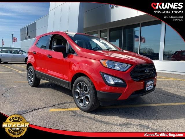 new 2021 Ford EcoSport car, priced at $19,490
