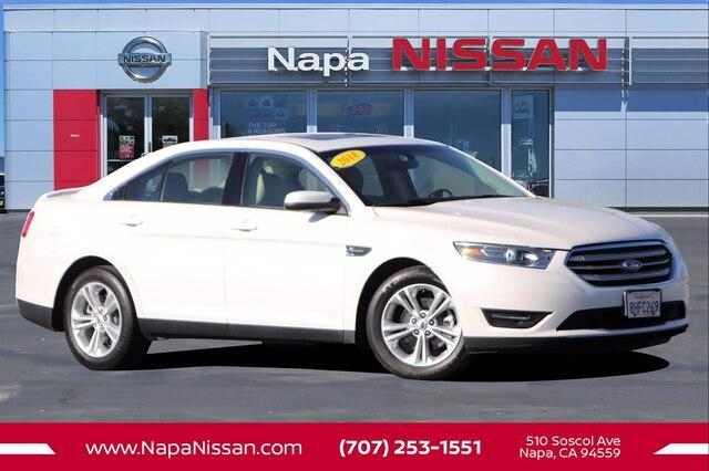 used 2018 Ford Taurus car, priced at $22,700
