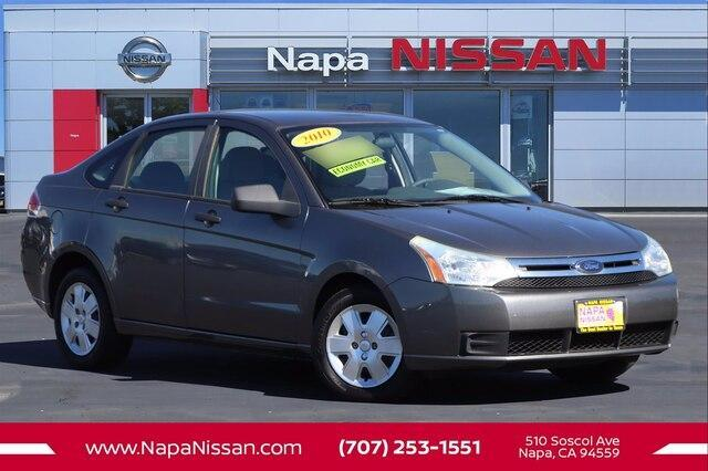 used 2010 Ford Focus car, priced at $6,700