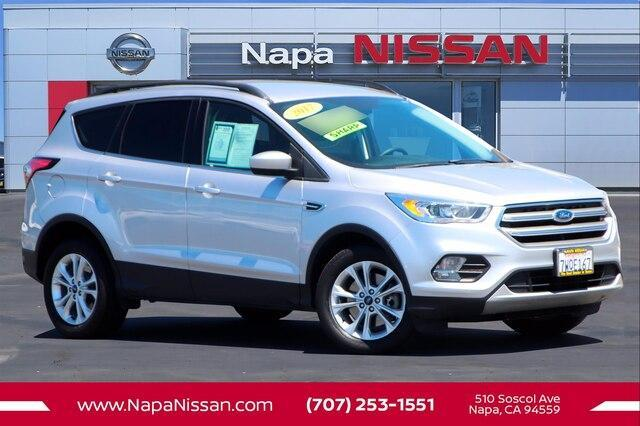 used 2017 Ford Escape car, priced at $19,700
