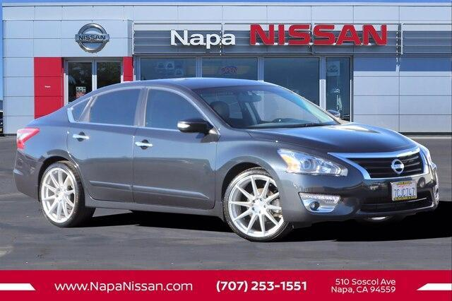 used 2014 Nissan Altima car, priced at $16,700