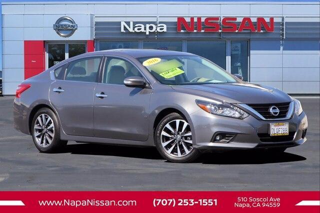 used 2016 Nissan Altima car, priced at $20,700