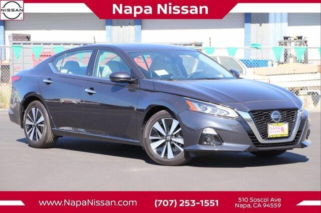 new 2020 Nissan Altima car, priced at $24,575