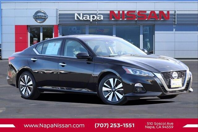 used 2019 Nissan Altima car, priced at $23,700