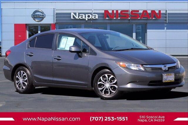 used 2012 Honda Civic car, priced at $12,100