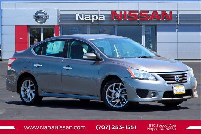 used 2015 Nissan Sentra car, priced at $10,700