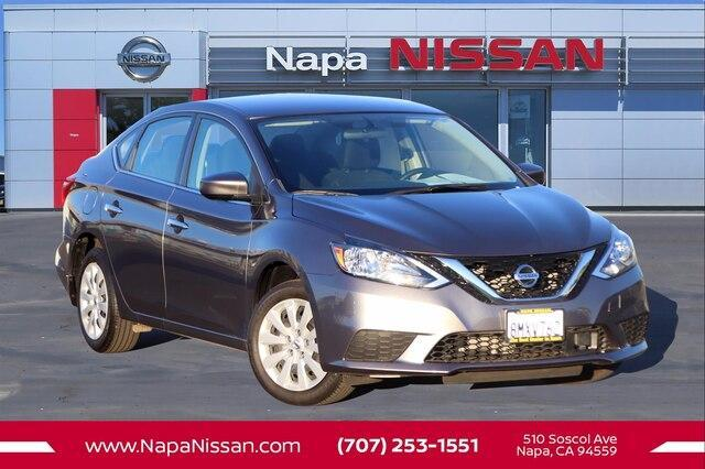 used 2019 Nissan Sentra car, priced at $19,900