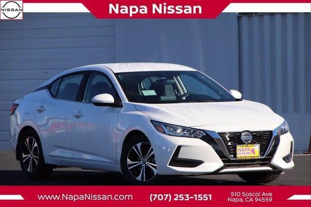 new 2021 Nissan Sentra car, priced at $21,934