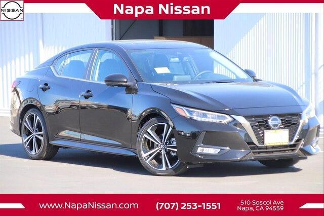 new 2021 Nissan Sentra car, priced at $24,796
