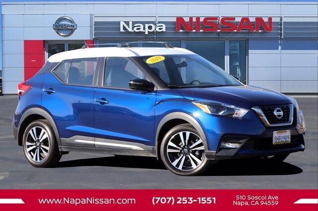 used 2019 Nissan Kicks car, priced at $21,700