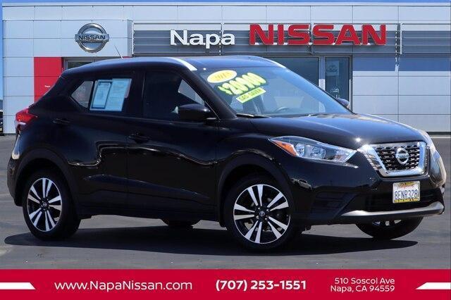 used 2018 Nissan Kicks car, priced at $20,700