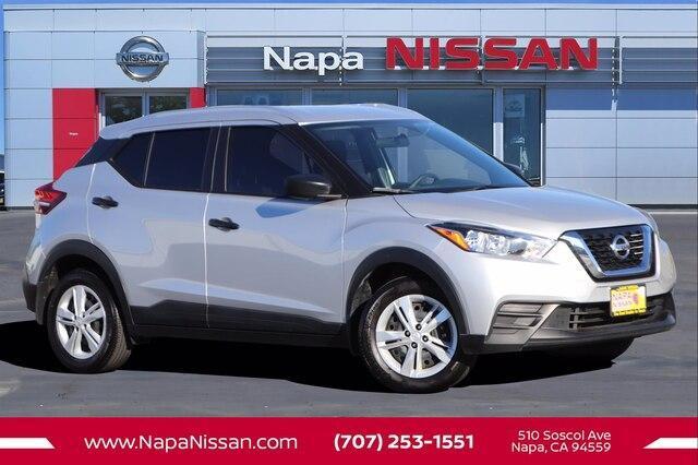 used 2019 Nissan Kicks car, priced at $19,700