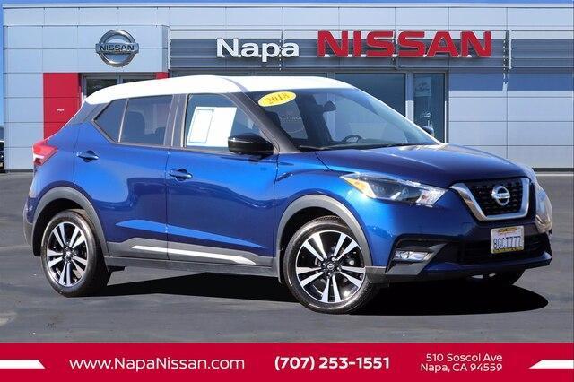 used 2018 Nissan Kicks car, priced at $21,700