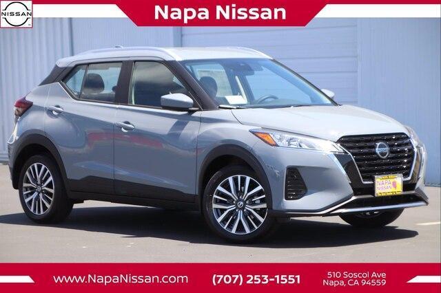 new 2021 Nissan Kicks car, priced at $22,280