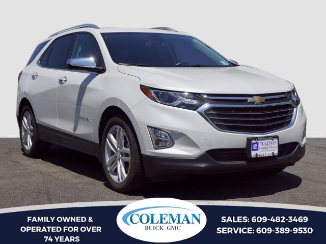 used 2018 Chevrolet Equinox car, priced at $24,495