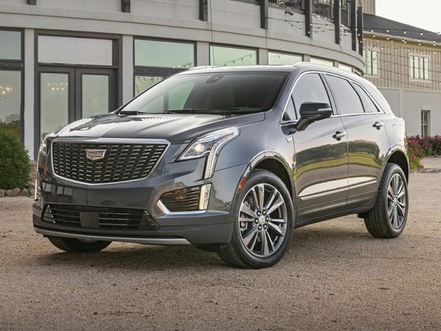 new 2021 Cadillac XT5 car, priced at $53,140