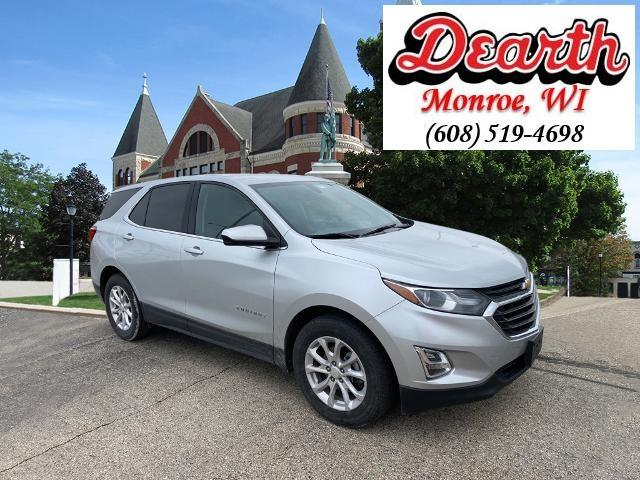 used 2018 Chevrolet Equinox car, priced at $18,982