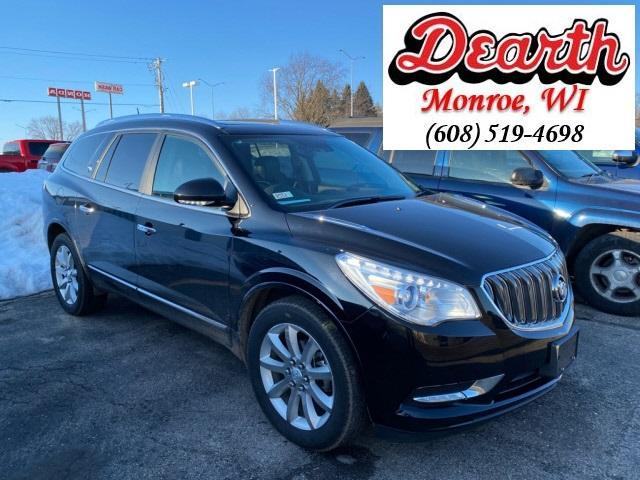 used 2016 Buick Enclave car, priced at $19,896