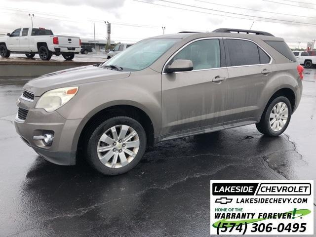used 2011 Chevrolet Equinox car, priced at $8,495