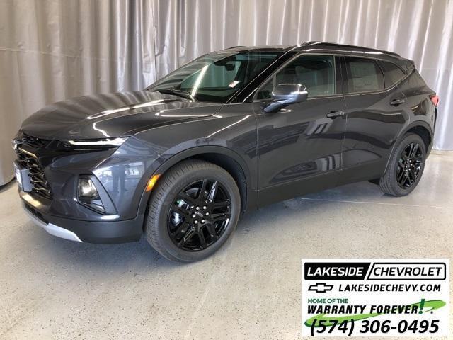 new 2021 Chevrolet Blazer car