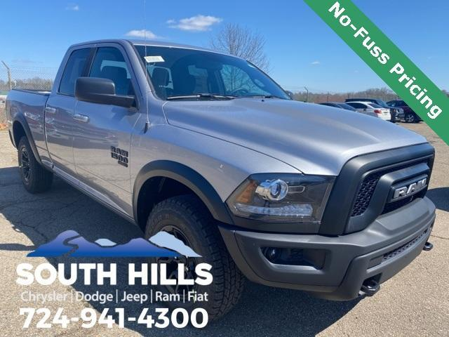 new 2021 Ram 1500 Classic car, priced at $42,920
