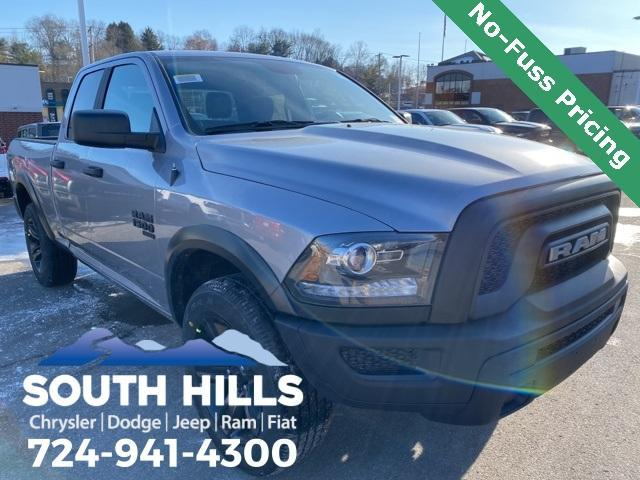 new 2021 Ram 1500 Classic car, priced at $42,465