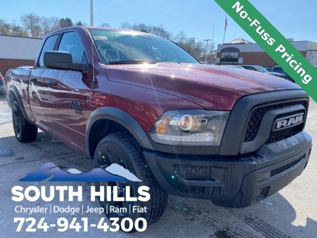 new 2021 Ram 1500 Classic car, priced at $40,701