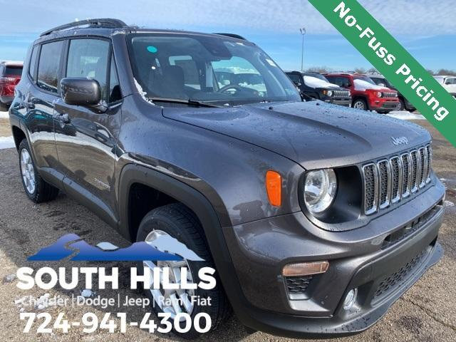new 2021 Jeep Renegade car, priced at $26,270
