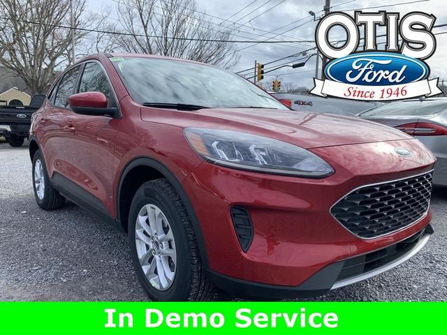 new 2021 Ford Escape car, priced at $30,720