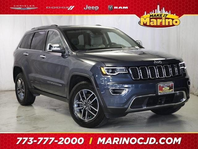 used 2020 Jeep Grand Cherokee car, priced at $43,994