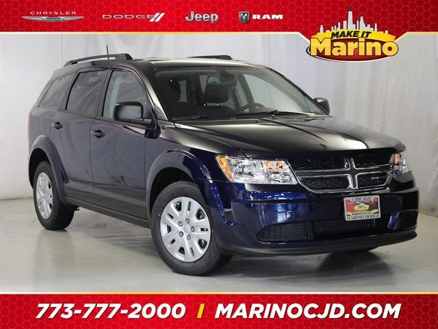 new 2020 Dodge Journey car, priced at $22,920
