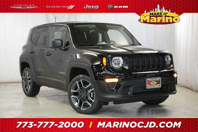new 2021 Jeep Renegade car, priced at $27,235