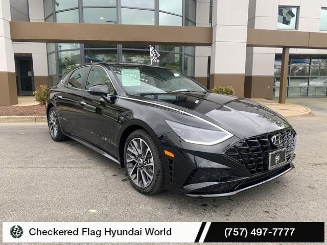 new 2021 Hyundai Sonata car, priced at $31,771