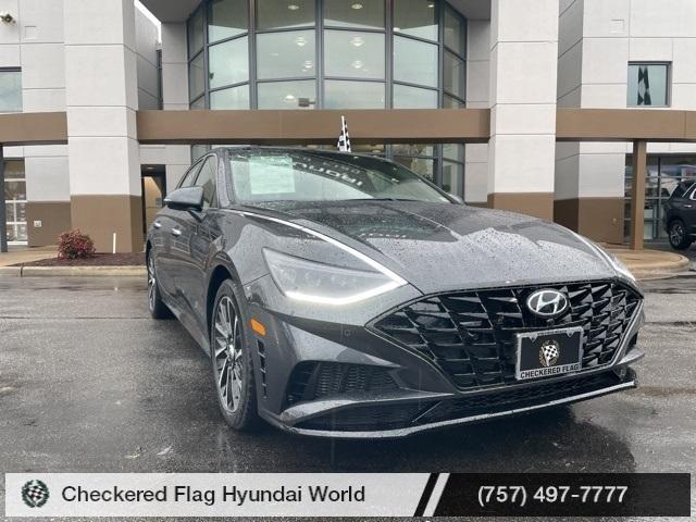 new 2021 Hyundai Sonata car, priced at $31,679