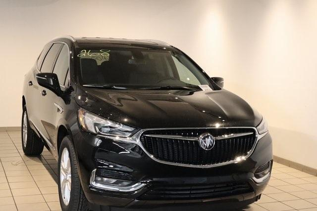 new 2021 Buick Enclave car, priced at $44,960