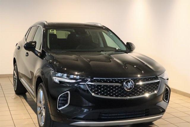new 2021 Buick Envision car, priced at $42,440
