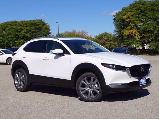 new 2021 Mazda CX-30 car, priced at $29,624