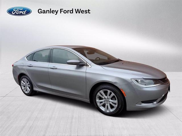 used 2016 Chrysler 200 car, priced at $13,806