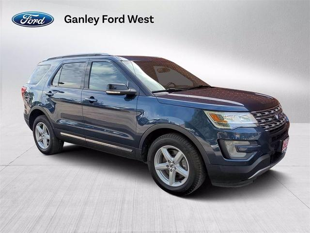 used 2017 Ford Explorer car, priced at $29,696
