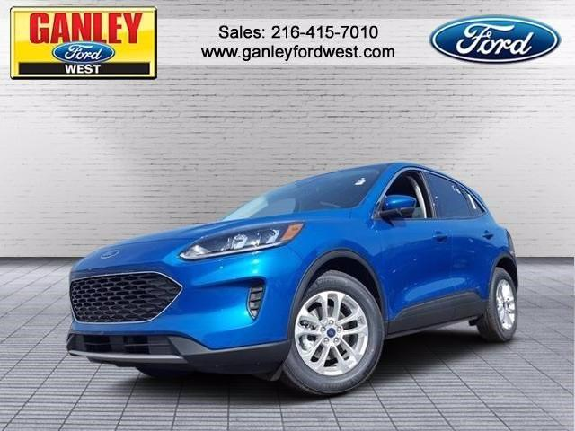 new 2021 Ford Escape car, priced at $29,485