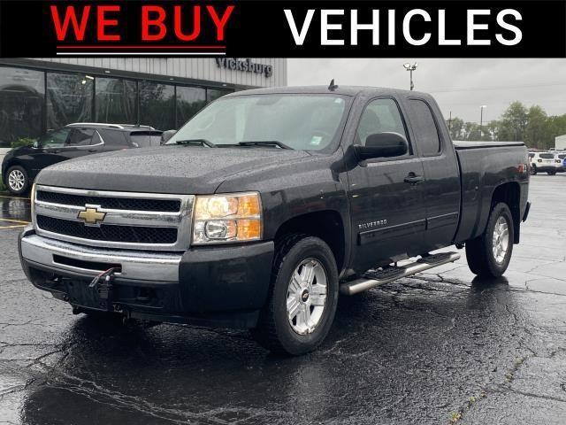 used 2010 Chevrolet Silverado 1500 car, priced at $13,998